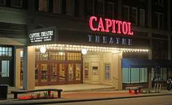 Evening at the Capitol Theatre