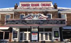 Evening at Shaker Square Cinemas
