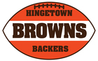 Hingetown Browns Backers